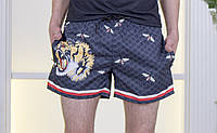 """Мужские шорты  """" Тигр """" Dress Code"""