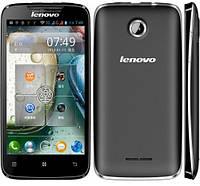 Смартфон Lenovo A390T MTK6577 Dual Core Android 4.0 (Black)