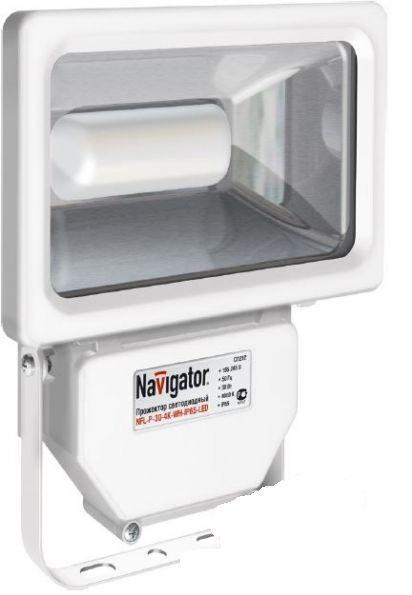 Светодиодный LED прожектор 10 Вт NFL-P-LED 10 W