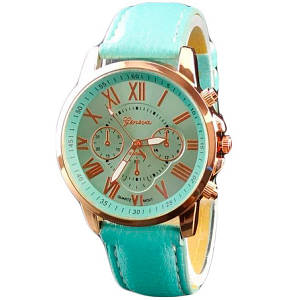 Geneva Женские часы Geneva Uno Mint