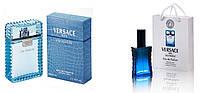 Versace Man Eau Fraiche 100 ml + подарочный набор Versace Man Eau Fraiche 50 ml (реплика)