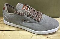 Текстильные подростковые кроссовки для мальчиков и девочек последняя пара  размер 40