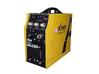 Инверторный сварочный полуавтомат KIND MINI MIG-200, фото 1