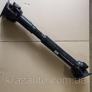 Вал карданный КрАЗ привода заднего моста L-1000 мм 210-2201010-16