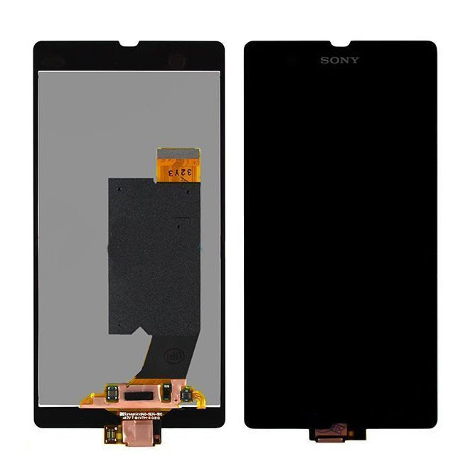 Дисплей Sony C6602 L36h Xperia Z,C6603 L36i Xperia Z black with touchs