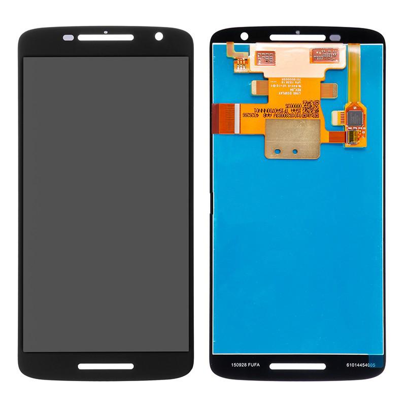 Дисплей Motorola XT1562 Moto X Play,XT1563 with touchscreen black
