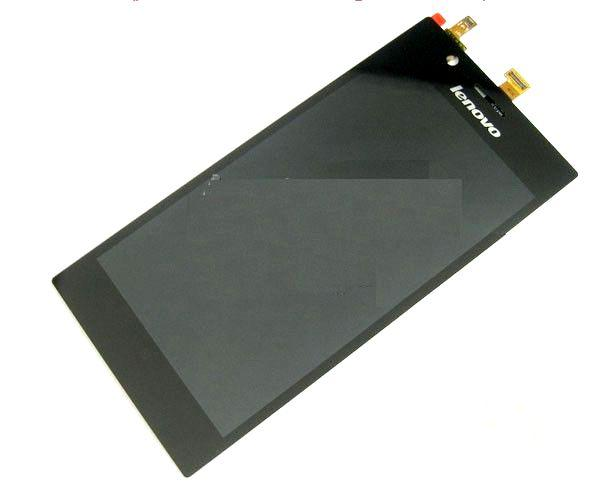 Дисплей Lenovo K900 with touchscreen black