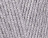 Нитки Cotton Baby Soft 200 Светло-серый