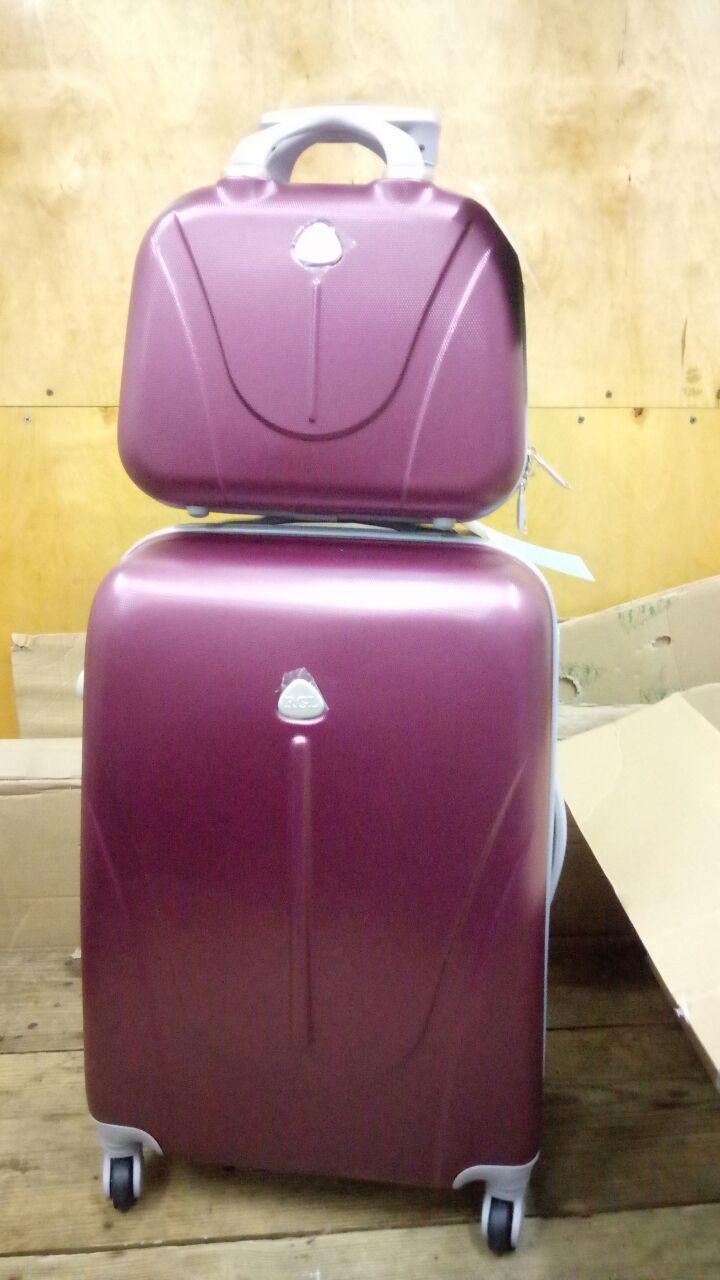Дорожній чемодан + кейс 883