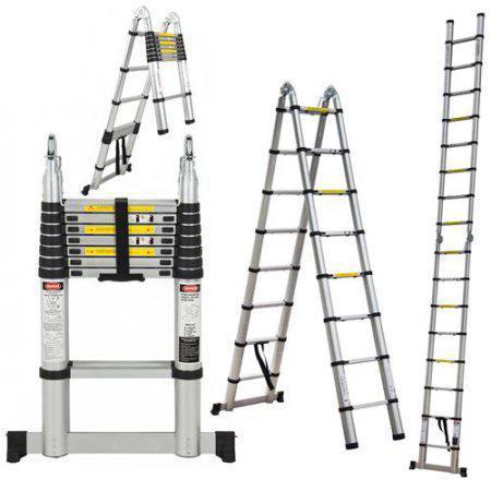 Раскладная лестница 3.8 м