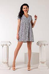 Платье женское 1655 (р. 42 - 46) купить в розницу по оптовой ценне