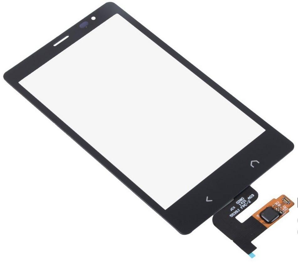 Сенсор Nokia X2 Dual Sim black