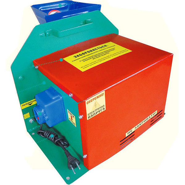 Кормоизмельчитель дисковый электрический для корнеплодов (Винница)