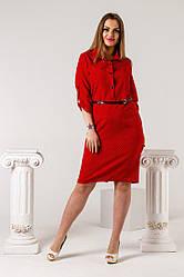 Платье женское 1622 (р. 52 - 56) купить в розницу по оптовой ценне