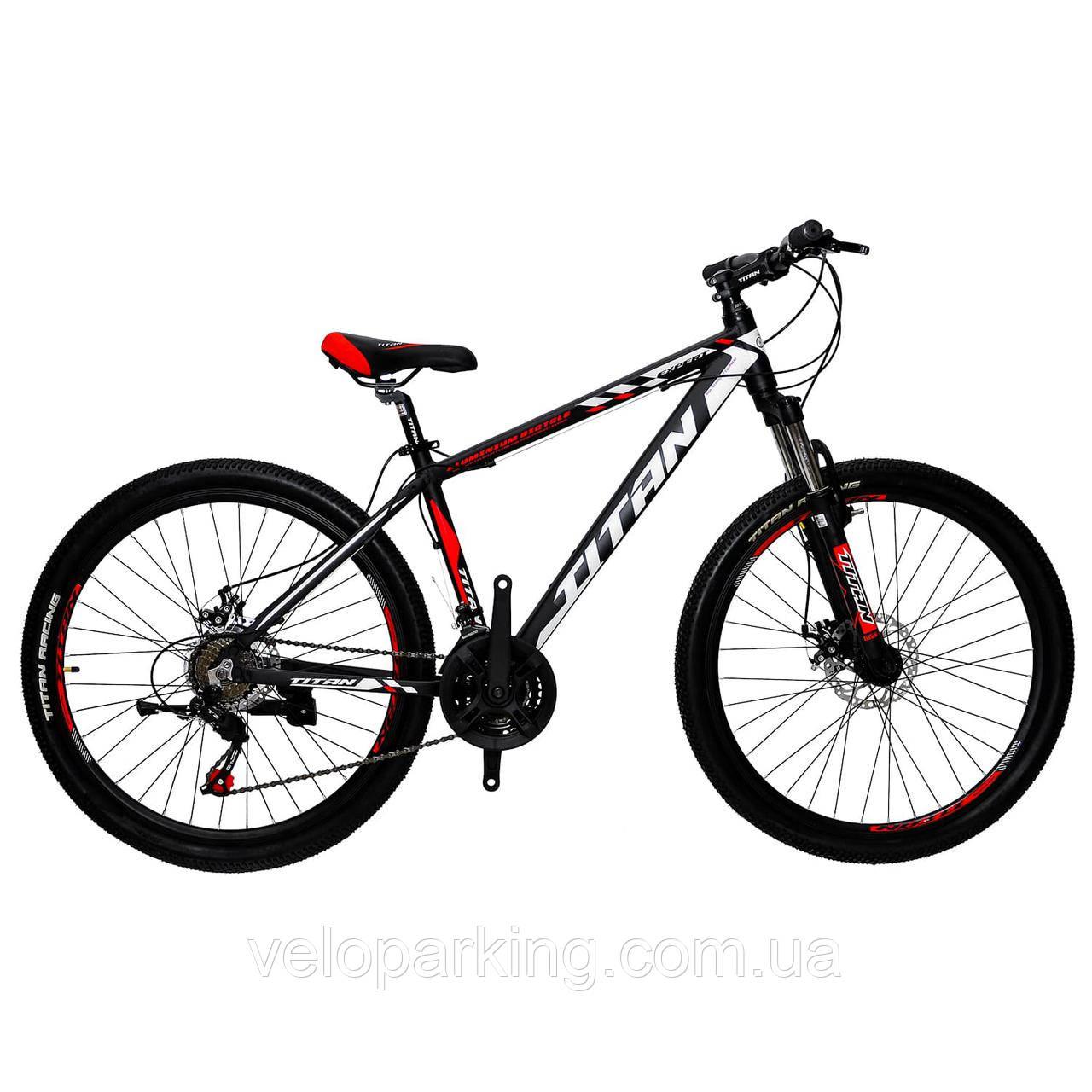 Горный алюминиевый велосипед Titan Expert 26 (2018) new