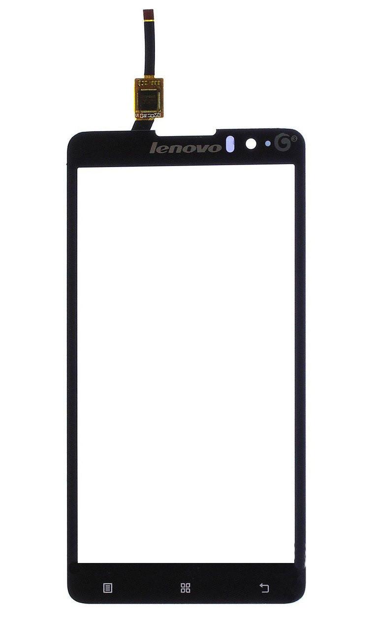 Сенсор Lenovo S8 S898T black orig