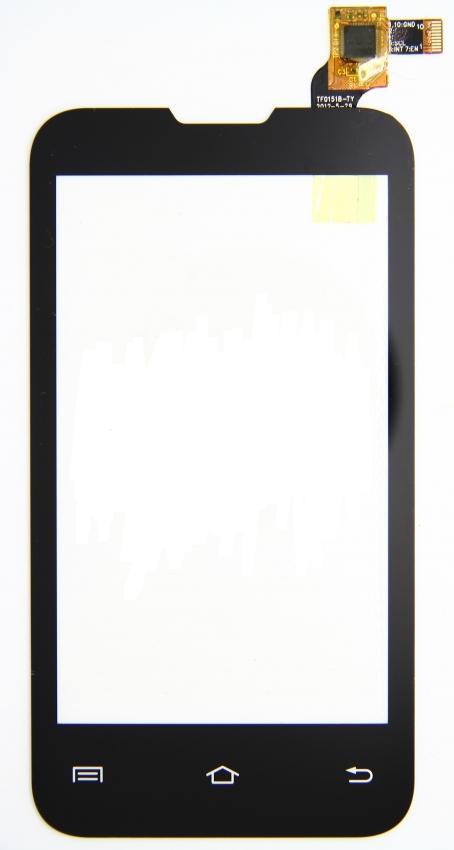 Сенсор Prestigio 4020 DUO black high copy