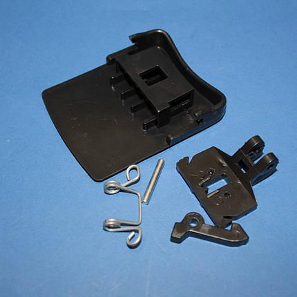 Ручка люка для стиральной машины Ardo 12501206, 139AK01 (черная), фото 2