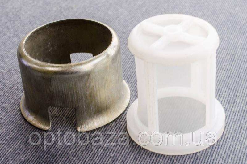 Фильтр в бак под крышку для бензинового двигателя 168F (6,5 л.с)