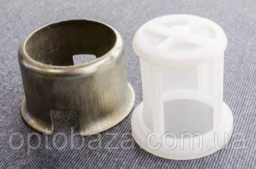 Фильтр в бак под крышку для бензинового двигателя 168F (6,5 л.с), фото 2