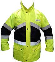 Водонепроникна світловідбиваюча куртка TESCO. Великобританія, оригінал.
