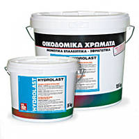 Гидроизоляционная обмазка для террас и стен HYDROLAST