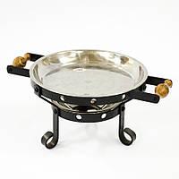 """Таганок """"Халиф""""  для подачи шашлыка и других мясных блюд 250 мм (без крышки)"""