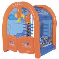 Детский надувной игровой центр BESTWAY 93406,Hotwheels