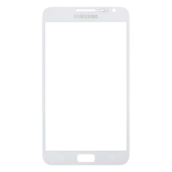Стекло корпуса Samsung N7000 Note I white high copy