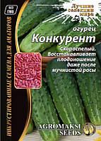"""Семена огурца """"Конкурент"""" 4 г"""