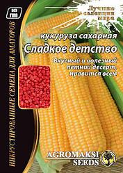 """Семена кукурузы сахарной """"Сладкое детство"""" 20 г"""