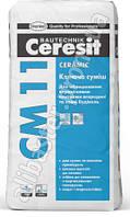 Клей для керамической плитки Ceresit (Церезит СМ11) СМ-11 Ceramic (Керамик) 25кг, фото 1