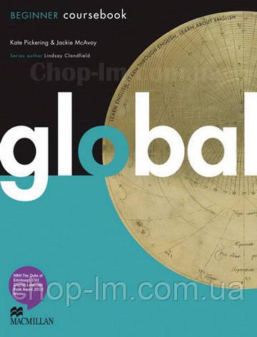 Global Beginner Student's Book (учебник по английскому языку, уровень A1), фото 2
