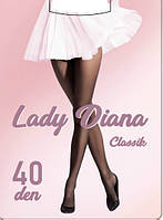 «Lady Diana» 40 Den 6 Antracite