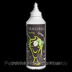 """Топпинг Марибелл """"Зеленое яблоко"""" для десертов 600мл"""