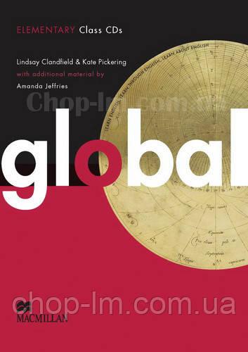 Global Elementary Class Audio CDs (аудио диск, уровень A2)