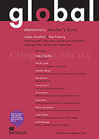 Global Elementary Teacher's Book + Resource CD Pack (книга для учителя с аудио материалами, уровень A2)