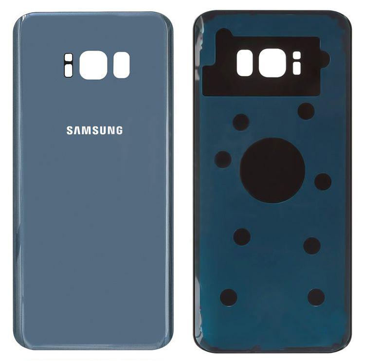 Задняя крышка Samsung G955F Galaxy S8 Plus (2017 blue (Coral Blue)