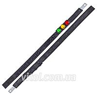 Антистатик для автомобиля Light 56354 черный, силиконовые, автомобильные антистатики, брызговик универсальный, автоаксессуары, все для  машины