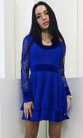 Платье Электрик Осень-Зима 42,44,46, фото 1