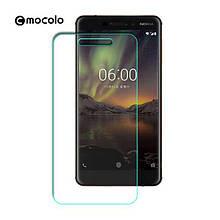 Защитное стекло Mocolo 2.5D для Nokia 6 2018