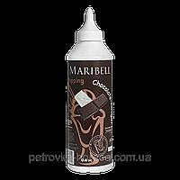 "Топпинг Марибелл ""Шоколад-нуга"" для десертов 600мл"