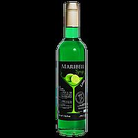 """Сироп Марибелл """"Лайм"""" для коктейлів, 700мл"""