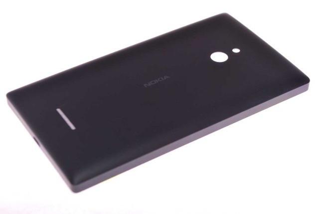 Задняя крышка Nokia XL Dual Sim (RM-1030,1042) black