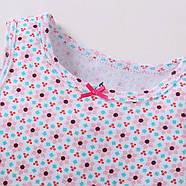 Комплект для девочки 3 в 1 Цветочный узор Berni, фото 3