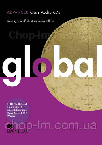 Global Advanced Class Audio CDs (аудио диск, уровень C1)