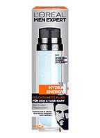 L'Oréal men expert Hydra Energy Feuchtigkeits-Fluid für den 3-Tage-Bart - Увлажняющий флюид для мужчин