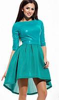 Платье Ментол Зима 42,44,46, фото 1