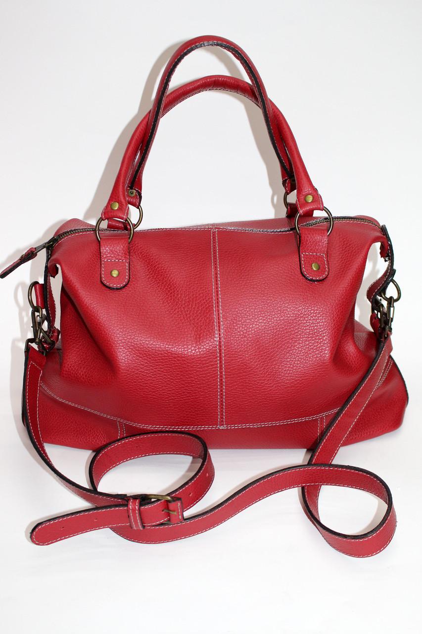 Кожаная женская сумка Handmade (Украина) 027cc954cd617