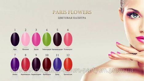 Лак для ногтей «Paris Flowers», фото 1